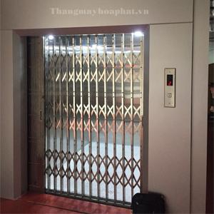 tư vấn thiết kế và lắp đặt thang máy tải hàng