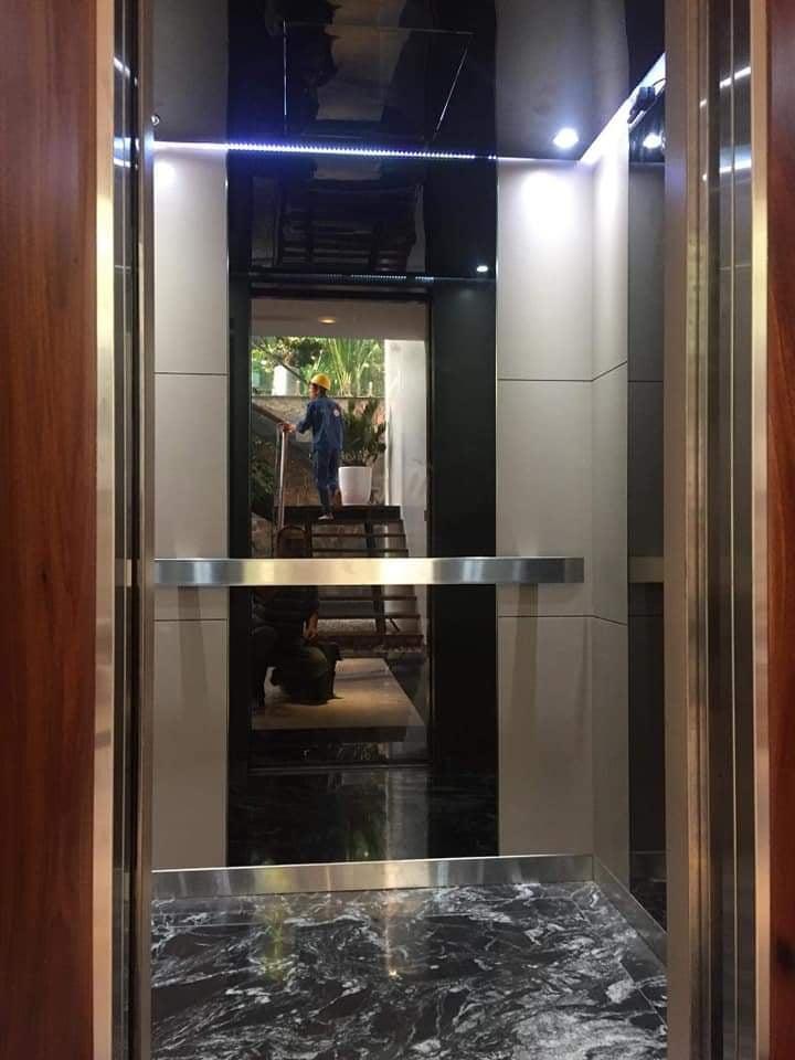 Lắp đặt thang máy liên doanh