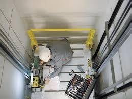 Bảo trì - kiểm tra thang máy